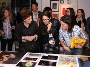 Recap: UNICEF's NextGen Art Party
