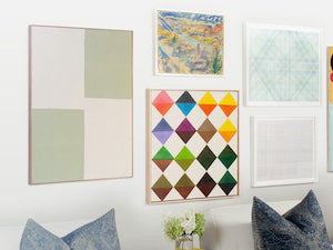 How to Frame Canvas Paintings