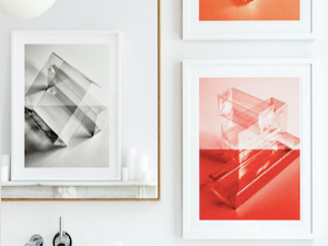 Simply Framed x Permanent Press Editions