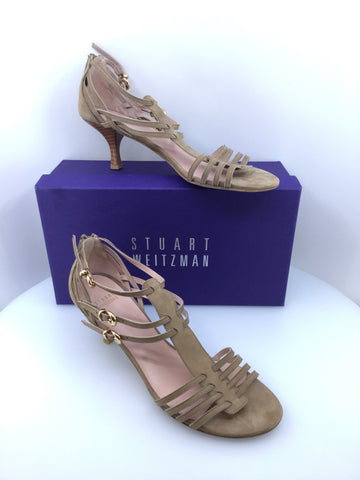 Stuart Weitzman Hurrachtee Size 9 Sandals