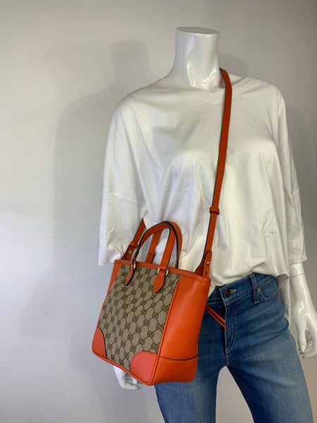 Gucci Bree crossbody tote. NEW