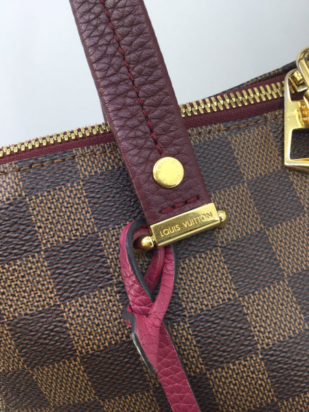 Louis Vuitton Hyde Park Tote Bag