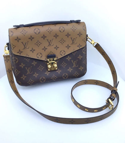 Louis Vuitton Reverse Pouchette with Box/Dustcover