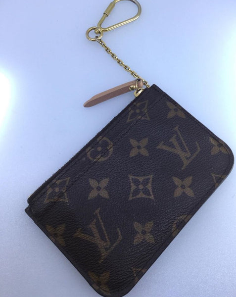 Louis Vuitton Scribe Coin Pouch - Limited Edition