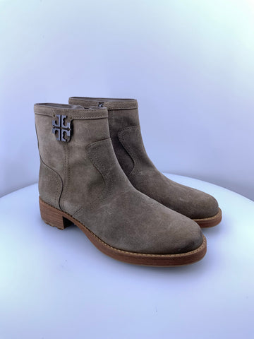 Tory Burch Eloise Low Booties Size 7.5