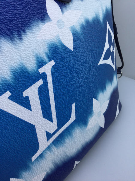 NEW Louis Vuitton Escale Neverful Mm Tote