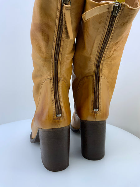 Free People Boots Size 7.5, Like New