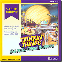 Thinkin' Things Galactic Brain Benders for Windows/Mac