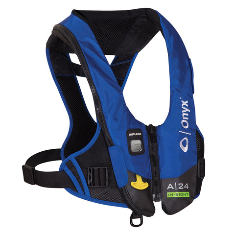 Onyx Impulse A-24 In-Sight Automatic Inflatable Life Jacket [133800-500-004-17]