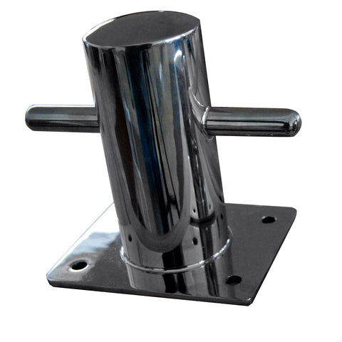 "Dock Edge Stainless Steel Bollard - 6"" [2906-F]"