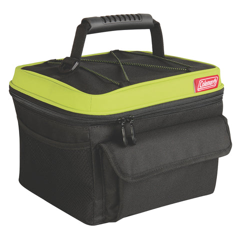 Coleman 10 Can Rugged Lunch Box - Black [2000013751]