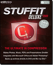 StuffIt Deluxe '09 for Windows PC