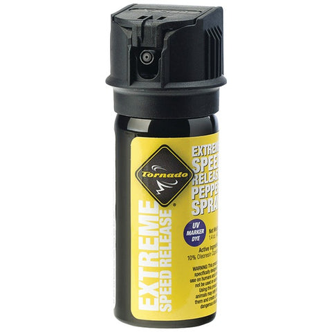 Extreme Pepper Spray System with UV Dye (40g)
