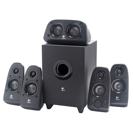 Bocina Logitech Z506, 5.1 Surround