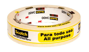 Cinta Masking Tape Scotch 3M