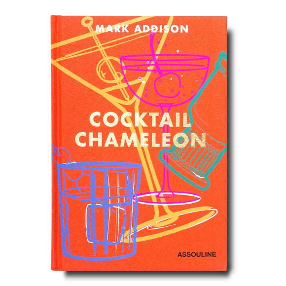 Assouline - Cocktail Chameleon by Mark Addison