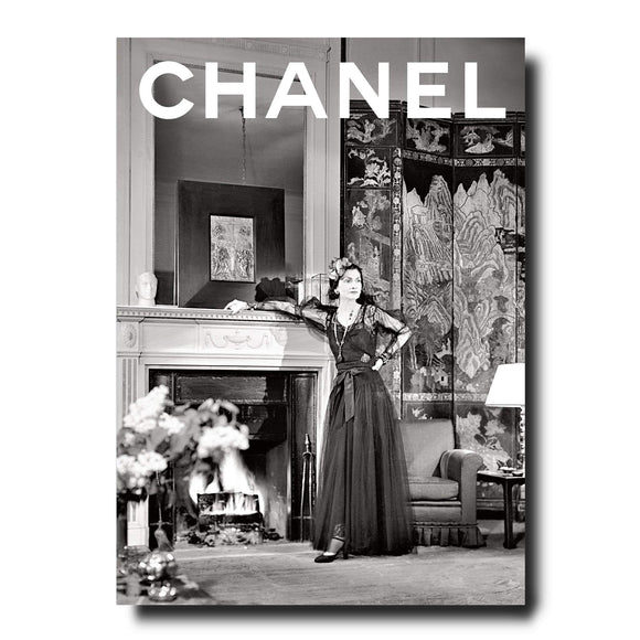 Assouline - Chanel 3-Book Slipcase