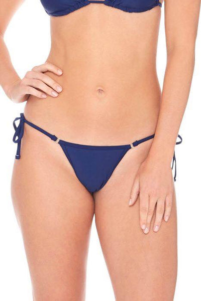 Navy brazilian bottoms