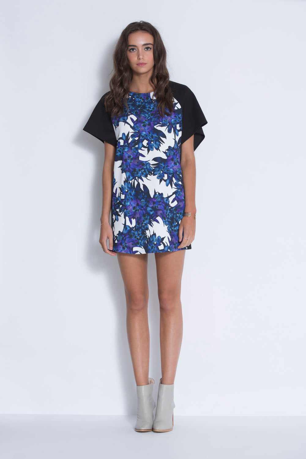 Wallflower Mural Dress