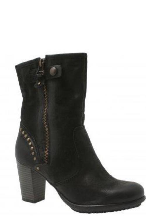 italian made leather ankle boots