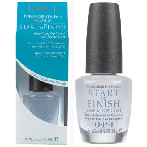 OPI Start to finish Base Coat