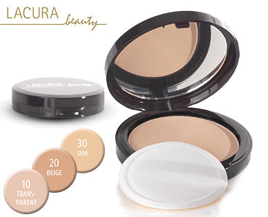 Lacura compact powder -  02 Beige Only!