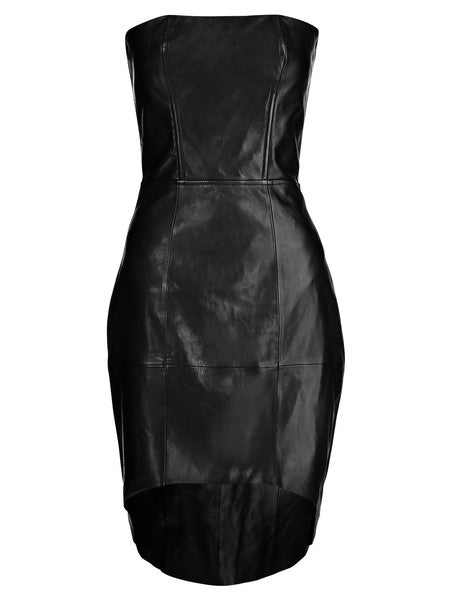 The Trap Leather Dress