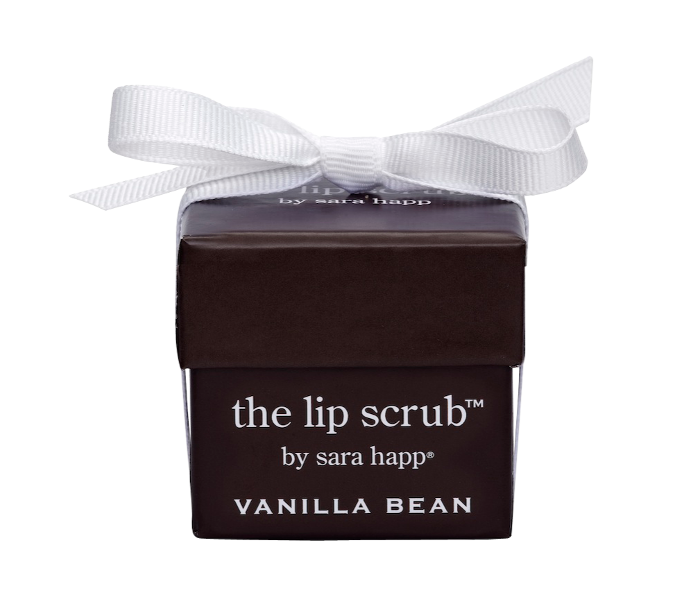 The Lip Scrub » Vanilla Bean Lip Scrub