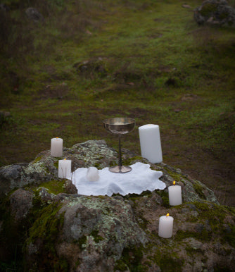 Wiccan Rituals for the Four Earth Sabbats: Imbolc, Beltane, Lammas & Samhain