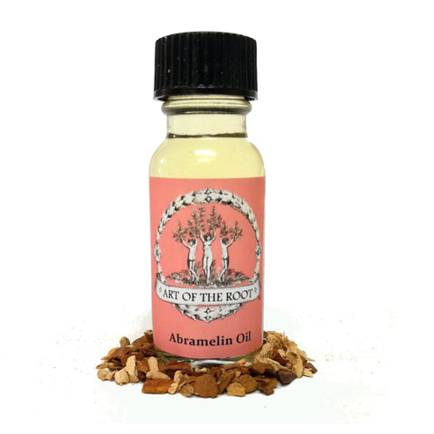 Abramelin Oil for Ceremonial  and Folk Magic, Hoodoo, Voodoo, Wicca & Paganism