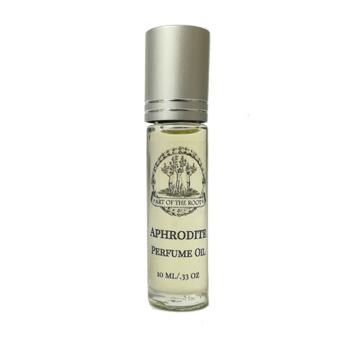 Aphrodite Roll-On Perfume Oil for Love, Beauty & Feminine Power