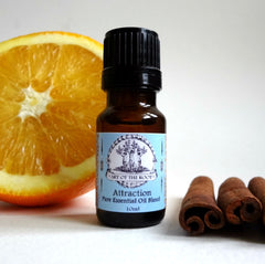 Attraction Pure Essential Oil Aromatherapy Blend