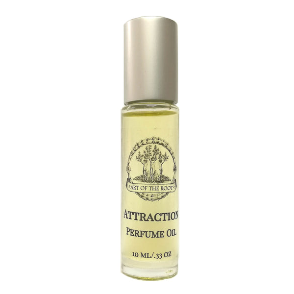 Attraction Roll-On Perfume Oil Money, Love, Prosperity Abundance