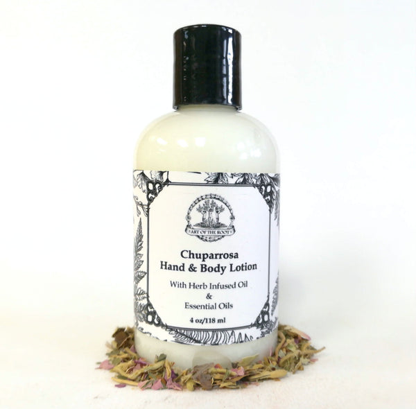 Chuparrosa Hand & Body Lotion for Love, Commitment, Seduction & Desire