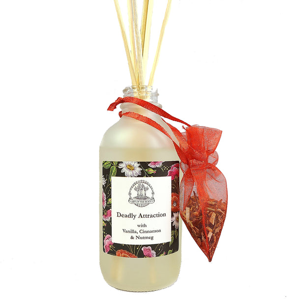 Deadly Attraction Reed Diffuser with Herbs & Essential Oils