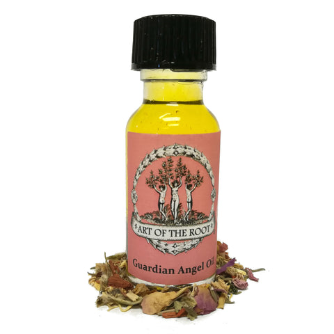 Guardian Angel Oil 1/2 oz for Hoodoo, Voodoo, Wicca & Pagan Rituals