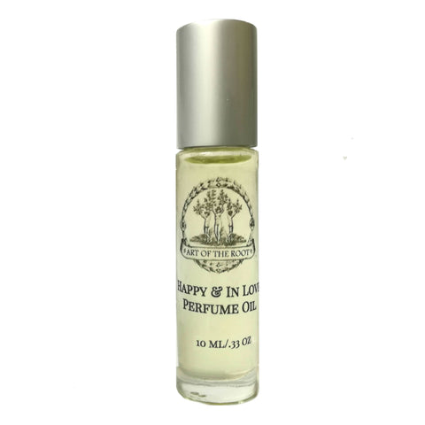 Happy & In Love Perfume Wiccan Pagan Conjure Hoodoo