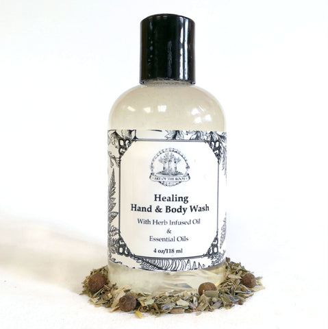 Healing Bath Wash for Grief, Sorrow and Stress