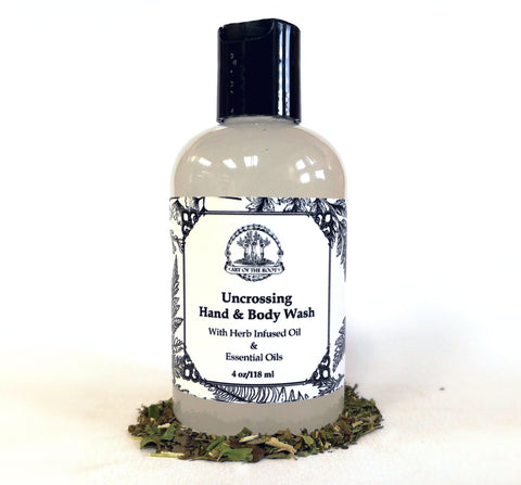 Uncrossing Bath Wash To Dispel Unwanted Energy, Curses, Hexes & Crossed Conditions