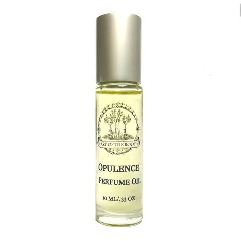 Opulence Roll-On Perfume Oil for Abundance, Prosperity, Riches & Joy