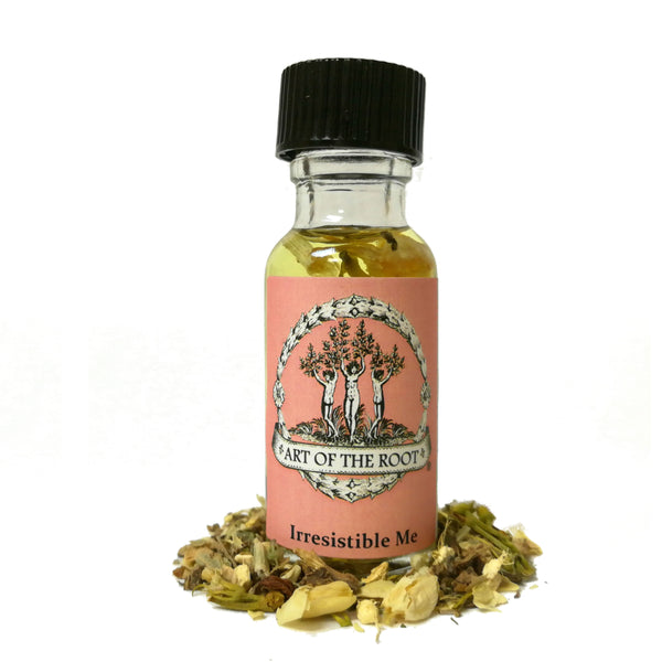Irresistible Me Oil for Love, Enchantment, Desire, Passion & Magnetism
