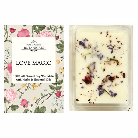 Love Magic Pure & All Natural Soy Wax Melts (2 Pack) for Attraction, Commitment & Relationships