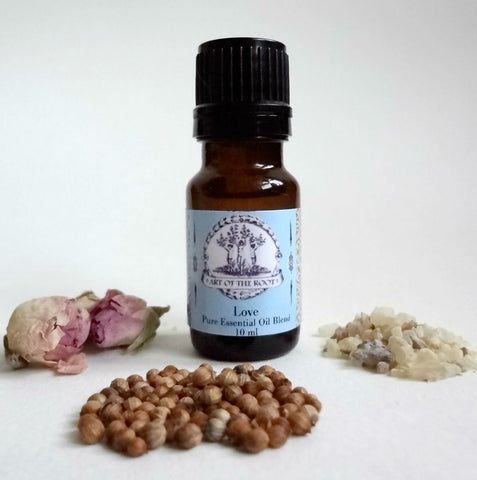 Love Pure Essential Oil Aromatherapy Blend