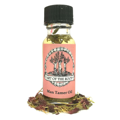 Man Tamer Oil for Fidelity, Commitment, Control, Submission and a Peaceful Relationship