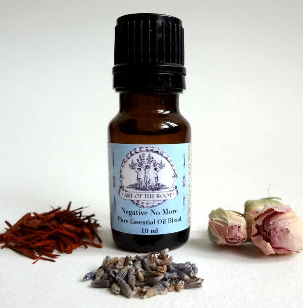 Negative No More Pure Essential Oil Aromatherapy Blend