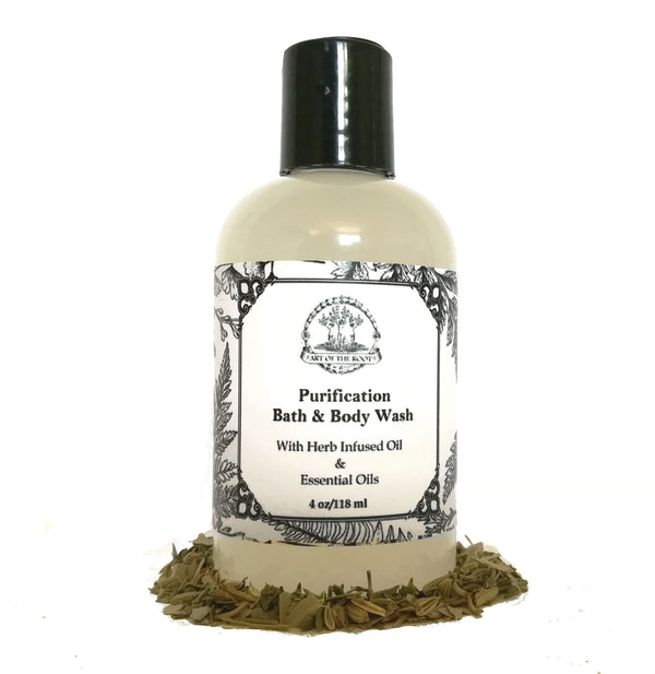 Purification Bath Wash to Purify, Cleanse & Dispel Negativity
