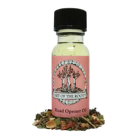 Road Opener Oil for Hoodoo, Voodoo, Santeria and Pagan Rituals