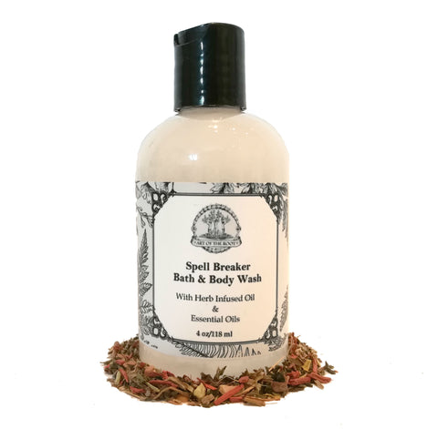 Spell Break Bath Wash for Spells, Curses, Hexes & Jinxes