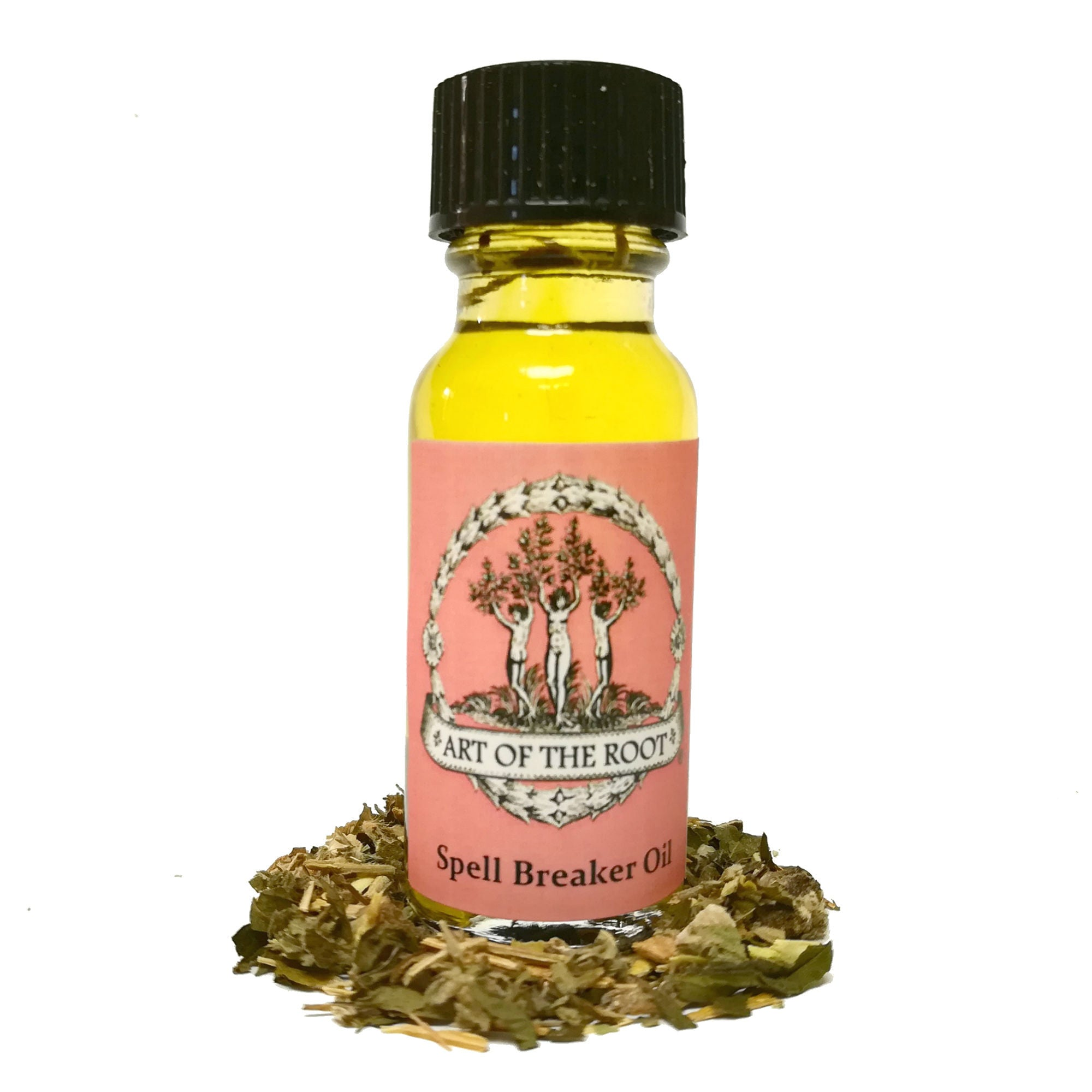 Spell Breaker Oil for Hexes, Curses, Jinxes and Spells