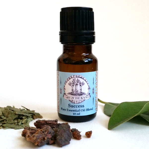 Success Pure Essential Oil Aromatherapy Blend